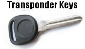 Buick Transponder Keys